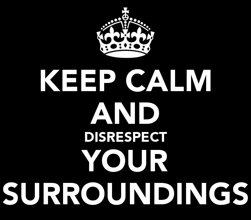 keep-calm-and-disrespect-your-surroundings-3