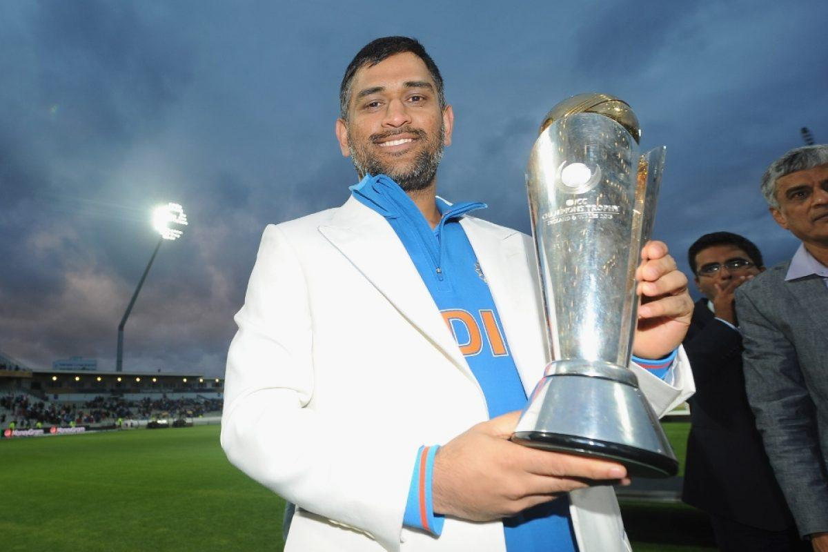 dhoni cup