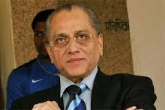 Image of Jagmohan Dalmiya courtesy Google Images search and the Creative Commons license.